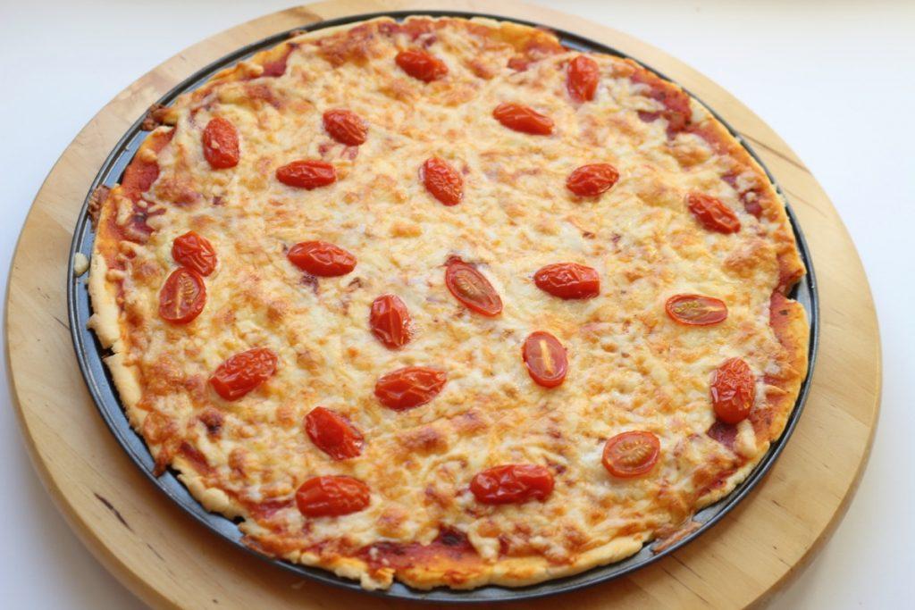 Готовая безглютеновая пицца
