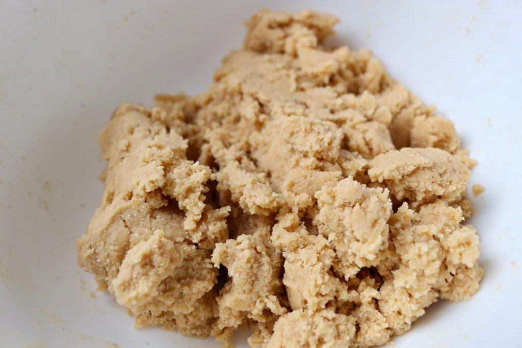 Тесто для печенья без глютена