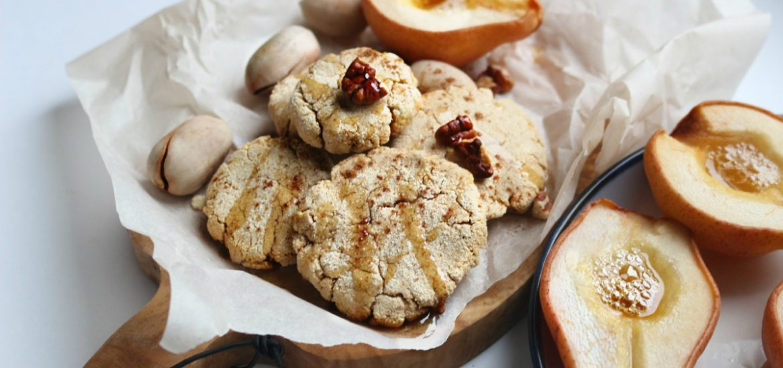 Печенья без глютена